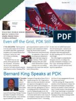 PDK Senior Squadron - Dec 2012