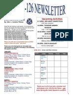Springville Squadron - Mar 2013