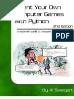 Python Programing Tutorial