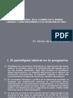 Reforma Laboral LFT 2012
