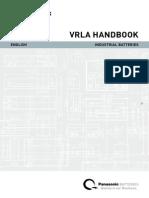 Panasonic - VRLA Handbook 2013