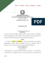 Caruso Caludio Bellis Ernesta Caruso Daniele Tar Palermo 2015