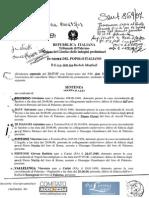 Mafia Sentenza Carini Altadonna Pipitone Piraineto Sent 869 2007 Addiopizzo Parte Civile