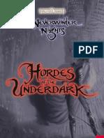 NWNHordes Manual