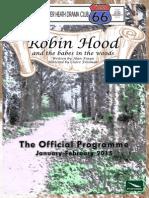 Robin Hood PantoProg 2015