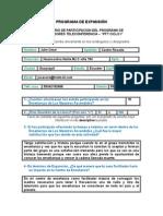 PFT-I Forma Julio Cesar