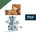 Maquinaria Para Panadería Anexos