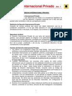 Derecho Internacional Privado DOC1