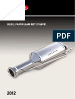 Delphi Diesel Particulate Filters Catalogue