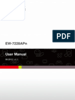 Edimax EW-7228APn Manual v1.1