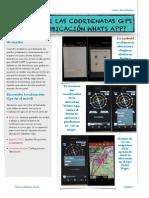 Coordenadas GPS
