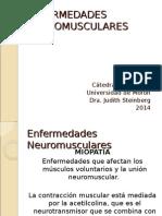 Enfermedades Neuromusculares Moron 2014