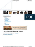 Os Melhores Discursos Da História