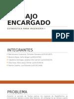 Estadística para Ingeniería I - Trabajo Final