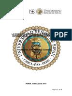 LA INGENIERÍA INDUSTRIAL Y LA ADMINISTRACIÓN DE EMPRESAS EN EL SECTOR  EXPORTADOR DE PIURA