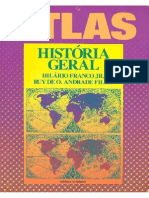 Atlas Historia Geral - Hilario Franco Junior e Ruy de Oliveira Andrade Filho