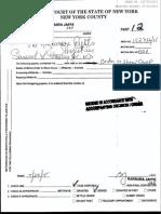 Chimpanzee Freedom Case - Opinion July 30 2015