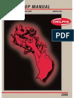 Dp200 Workshop Manual