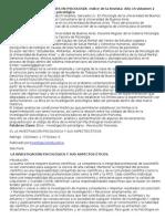 Revista de Investigaciones en Psicología