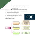 6. Sistema de Administración de Costo y Costeo Basado en Actividades