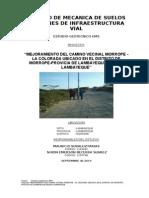 Informe e.m.s Morrope La Colorada