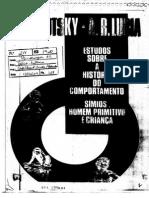 Estudos Sobre a Historia Do Comportamento - Simios Homem Primitio e Crianca - Vygotsky e Luria