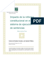 Impacto de La Reforma Constitucional_ejecucion de Sentencias