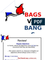 bags vs bangs
