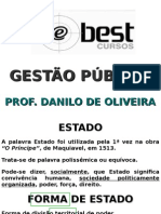 Gestão Pública - Aula 01 - 06.10.2012