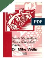 0.00002 - Teste de Personalidade Para o Discipulado Cristão (Mike Wells)