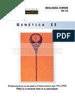 11 Genetica II