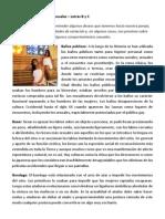 Diccionario de Términos Sexuales- Letra B y C