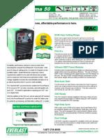 PowerPlasma 50S 2013