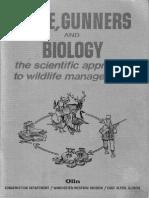 Winchester Game Gunners Biology