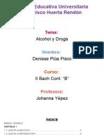 Alcohol & Droga