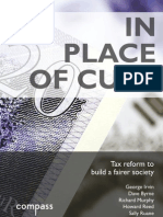 Tax Reform to Build a Fairer Society
