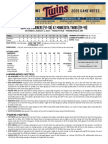 Twins Post Game Notes 8.1 vs SEA Wcndd3cn