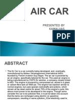 air car ppt