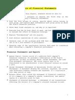 Financial Statement Analysis CH03