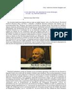 Reinhold Leidenfrost - La Vida Alemana Bajo Adolf Hitler