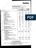 Financial Results for June 30, 2015 (Standalone) (Audited) [Result]