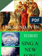 PYM - English Mass Presentation - July 5, 2015 (2)
