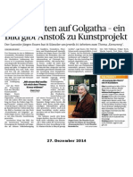 2014-12-27 Sammler Juergen Esser - Kreuzweg