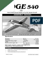 SEA4000 Manual