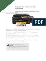 Como llenar los tanques de tinta en impresoras Epson series L sin poner los códigos.docx