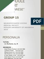 Lap Pbl i Neuro Kel.15