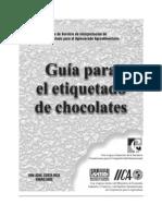 Etiquetado de Chocolates