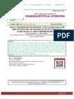 ASSAY METHOD DEVELOPMENT AND VALIDATION FOR THE ESTIMATION OF SOLIFENACIN SUCCINATE IN TABLETS BY UV SPECTROPHOTOMETRY N.J.R. Hepsebah, A. Ashok Kumar*