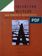 Ochy Curiel Jules Falquet (Comp) - El Patriarcado Al Desnudo. Tres Feministas Materialistas