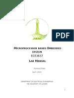 Embedded System Lab Manual[1]